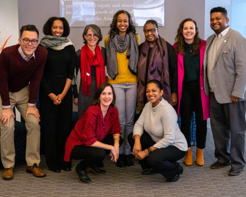 The Solutions Project philanthropic trustees