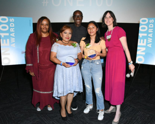 ONE 100 Awards with Don Cheadle and The Solutions Project
