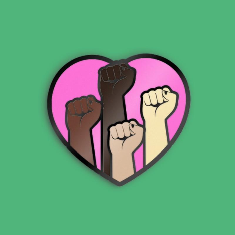 Community (raised fists)