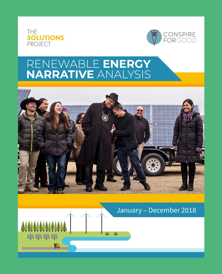 Renewable Energy Narrative Trends 2019