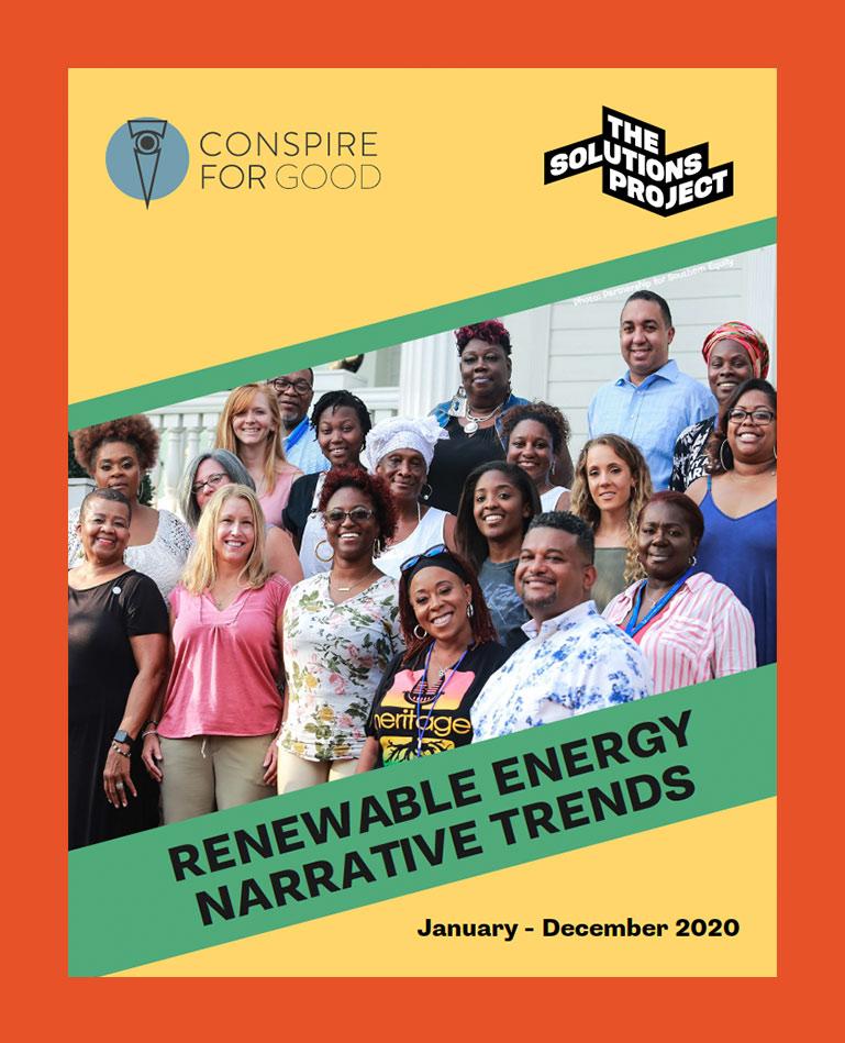 Renewable Energy Narrative Trends 2020