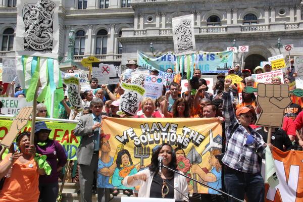 NY Renews Albany Action
